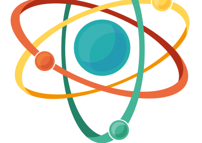Learnium logo (vertical)